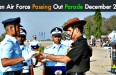 Indian Air Force Academy Passing Out Parade Dec 2015