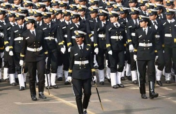 Indian Navy Women Officers 3