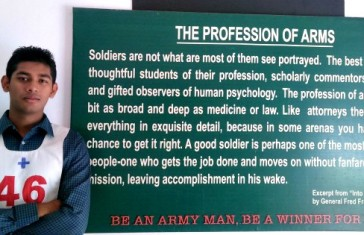 Recommended By 24 SSB For Indian Army AEC Entry