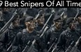 9 Best Snipers Of All Time