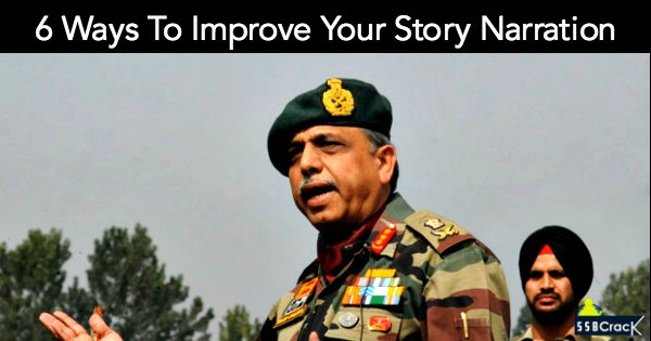 6 Ways To Improve Your Story Narration