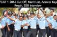 AFCAT 1 2016 Cut Off, Merit List, Answer Keys, Result, SSB Interview