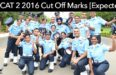 AFCAT 2 2016 Cut off