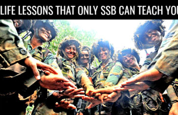 6 LIFE LESSONS THAT ONLY SSB CAN TEACH YOU