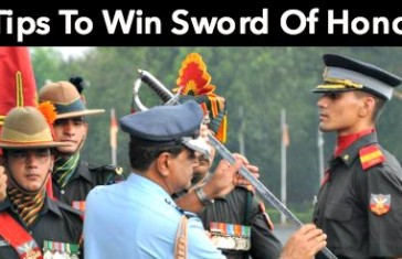 7 Tips To Win Sword Of Honour
