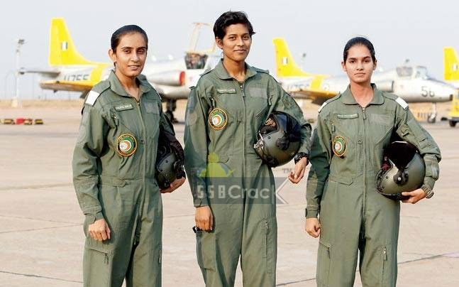 Meet First 3 Women Fighter Pilots Of Indian Air Force