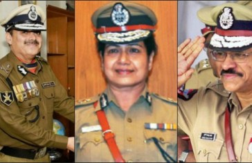 Meet New Paramilitary Chiefs Of BSF, CRPF and SSB