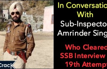 SSB Interview In 19th Attempt