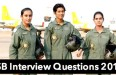 SSB Interview Questions 2016