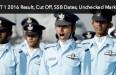 AFCAT 1 2016 Result, Cut Off, SSB Dates, Unchecked Marksheet