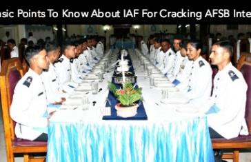 Cracking AFSB Interview