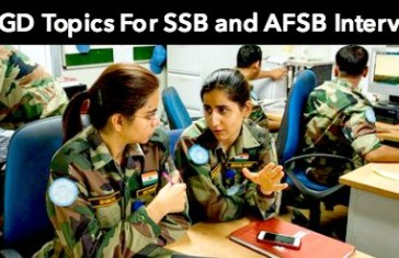 SSB Group Discussion 2016