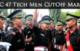 SSC tech Men Army Cutoff