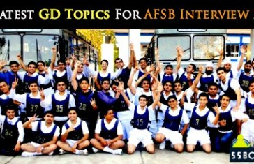 gd topics AFSB interview 2016
