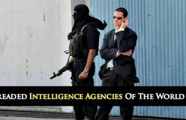 10 Dreaded Intelligence Agencies Of The World 2016