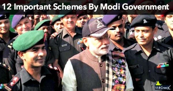 12 Important Schemes By Modi Government That You Must Know