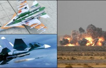 12 Missiles Used By Indian Air Forces Fighter Jets