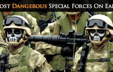 9 Most Dangerous Special Forces On Earth