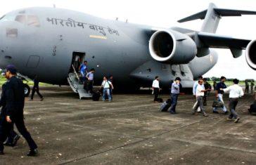 C- 17 GLOBEMASTER India
