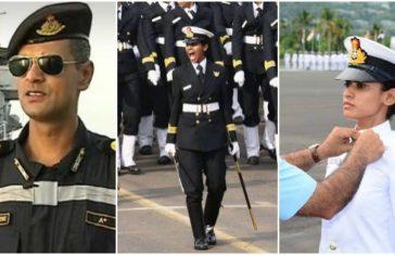 Indian Navy Uniforms