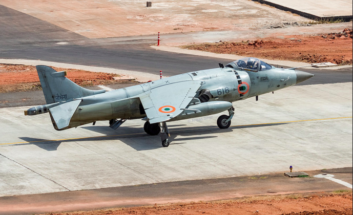 Sea-Harrier-India