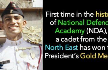 Academy Cadet Captain Avinash Chhetry