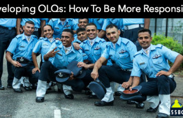 Developing OLQs: How To Be More Responsible