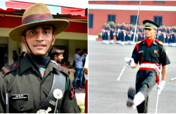 Meet Lt. Rajendra Singh Bisht, Who Won Sword Of Honour In IMA Passing Out Parade 2016