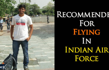 Recommended For Flying In Indian Air Force