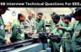 30 SSB Interview Technical Questions For EEEECE Engineering Student
