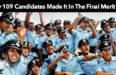 Indian Air Force Merit List 2016 2017