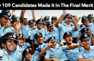 Indian Air Force Merit List 2016 2017