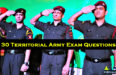 Territorial-Army-Exam-Questions