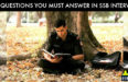 35 QUESTIONS YOU MUST ANSWER IN SSB INTERVIEW