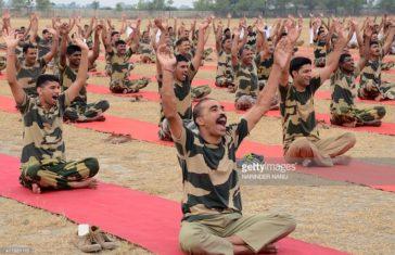 BSF Yoga