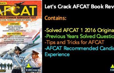 Let's Crack AFCAT Book Review