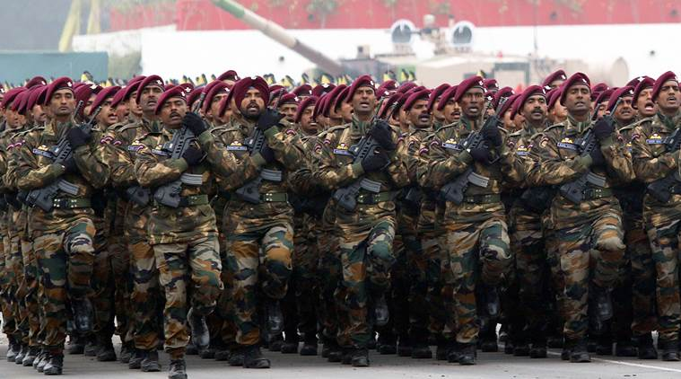 essay on indian armed forces