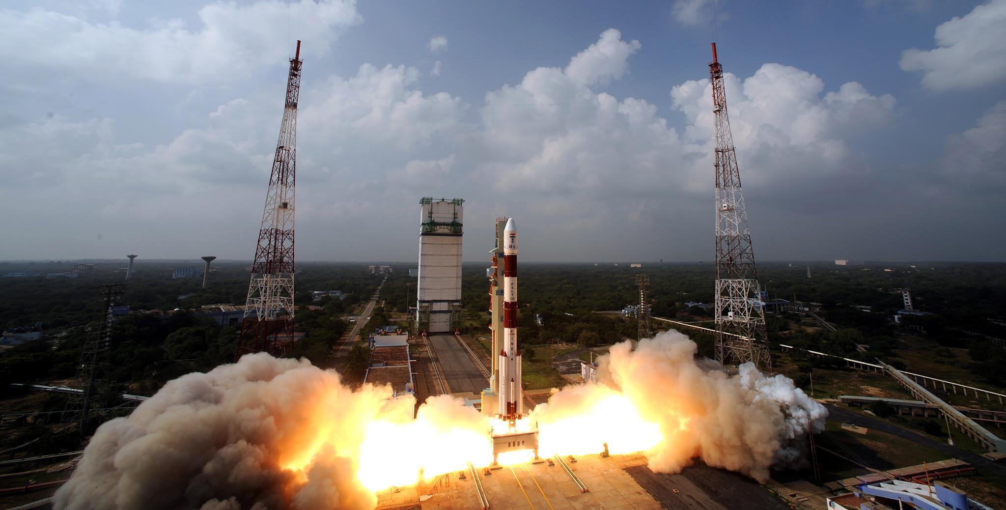 7 Key Points About ISRO's 'Scramjet' Test Launch