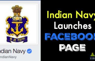 Indian Navy Launches Facebook Page