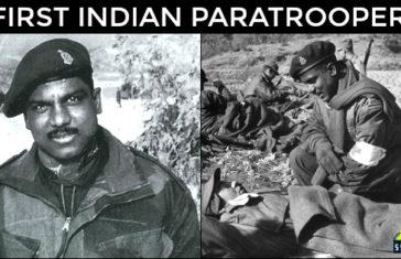 Meet Lt Col AG Rangaraj, First Indian Army PARA Commando