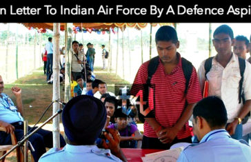 Open Letter To Indian Air Force By A Defence Aspirant