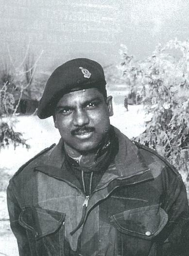 Lt-Col A.G. Rangaraj
