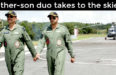 Meet IAF Father-Son Duo Together Flew The Mi-17 V5 Helicopter
