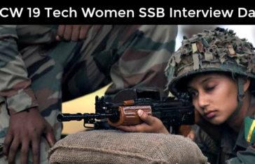 sscw-19-tech-women-ssb-interview-dates