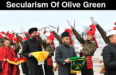secularism-of-olive-green