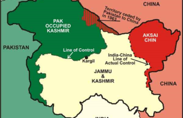 The Kashmir Issue