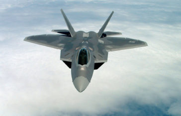 Top 5 Stealth Aircrafts