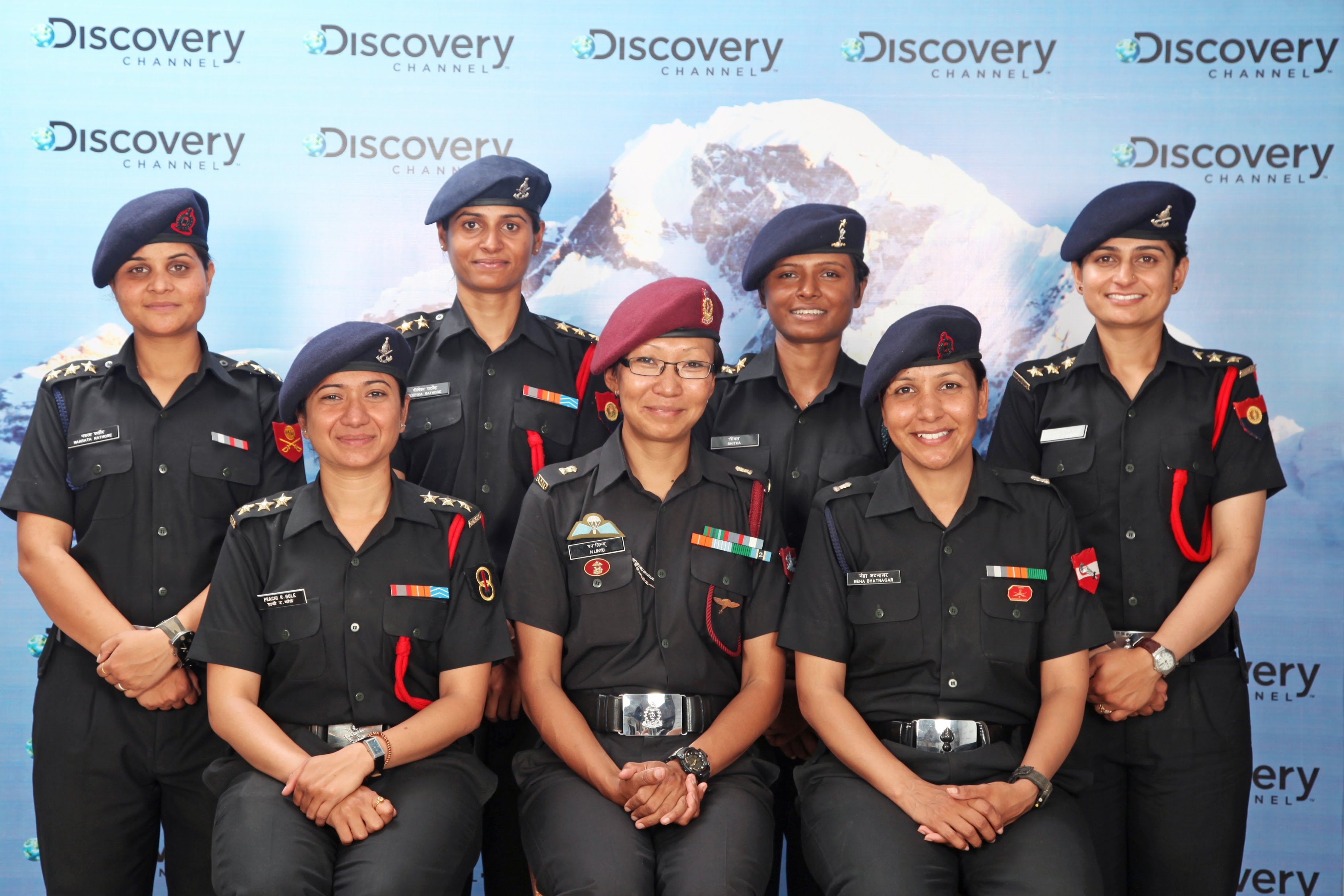indian army ladies meet themes