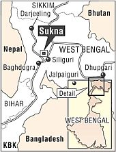Sukna Base, West Bengal