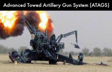 Advanced Towed Artillery Gun System (ATAGS)
